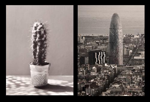 3. Torre Agbar, Barcelona _  Jean Nouvel–Chema-Madoz-stepienybarno