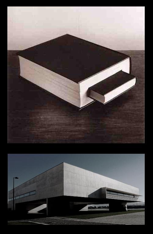 4. Biblioteca Municipal en Viana de Castelo _  Álvaro Siza–Chema-Madoz-stepienybarno