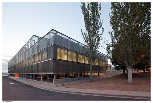 003 500 Blasco-Esparza-arquitectos_stepienybarno  HOSPITAL TUDELA