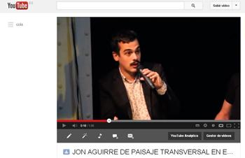 JON AGUIRRE DE PAISAJE TRANSVERSAL EN EME3