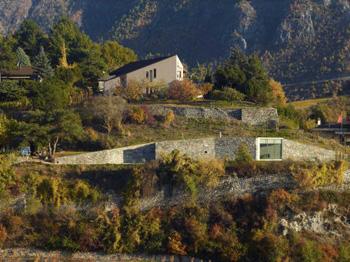 Pabellón en el Petit-Lac. Bassicarella Architectes-Thomas Jantscher-tectónica blog-stepienybarno