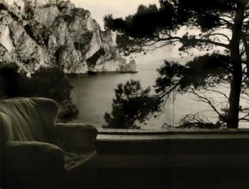 4.4 Interior de la Villa Malaparte, Capri, 1938 _ Adalberto Libera 1