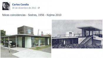 Sostres,  Kojima