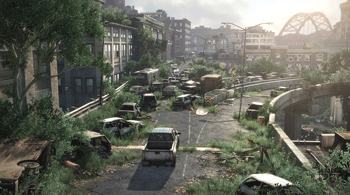 Last of us city-videojuego-arquitectura-manuel-saga-stepienybarno  350
