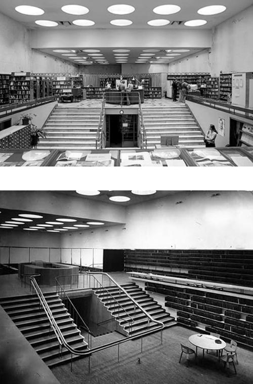 1. Alvar Aalto – biblioteca de Viipuri, 1927-33