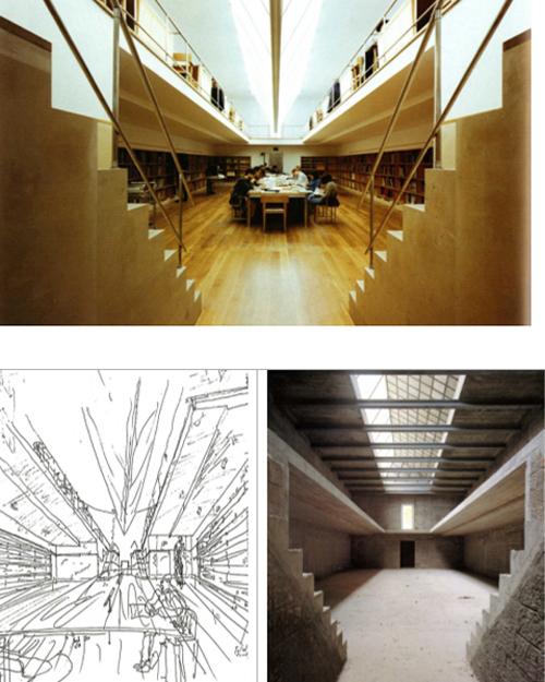 2. Álvaro Siza _ Facultad de arquitectura de Oporto, 1988