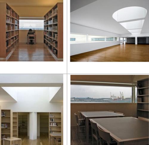 4. Álvaro Siza  - Biblioteca Viana do Castelo, 2001-2007