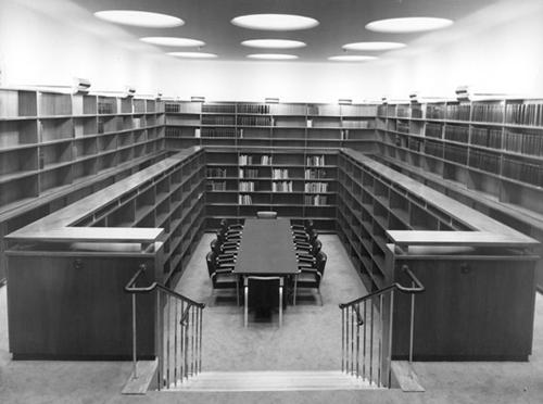 4.2 Alvar Aalto _  edificio de  PENSIONES, 1950-57