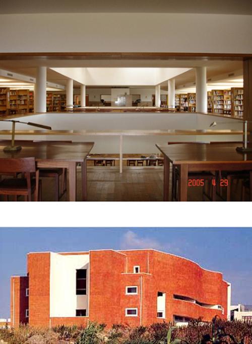 5.1 Álvaro Siza – Biblioteca en Aveiro, 1988 – 1994.
