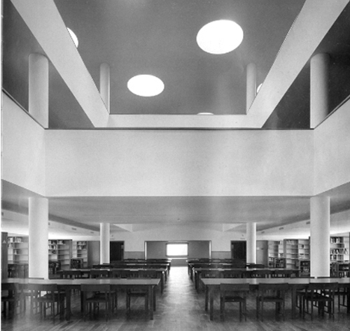 5.2 Álvaro Siza – Biblioteca en Aveiro, 1988 – 1994.