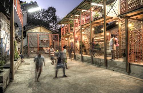 6. STAR ARCHITECT-stepienybarno-Linterna para la Comunidad Klong Toey-TYIN Tegnestue