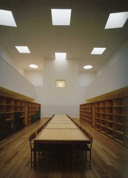 7. Álvaro Siza _  Facultad de Ciencias de la Información, Santiago de Compostela, 1993