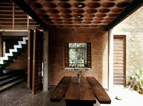 8. STAR ARCHITECT-stepienybarno-Wall House -Anupama Kundoo