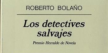 Los detectives salvajes'ANAGRAMA ROBERTO BOLAÑO portada