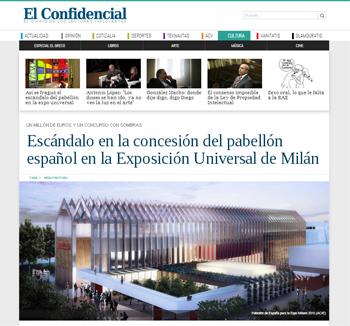 PABELLÓN EXPOSICIÓN UNIVERSAL DE MILÁN- B720- Fermín Váquez