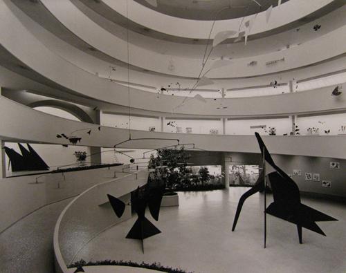 2. The Guggenheim's 1964 Calder exhibition 2