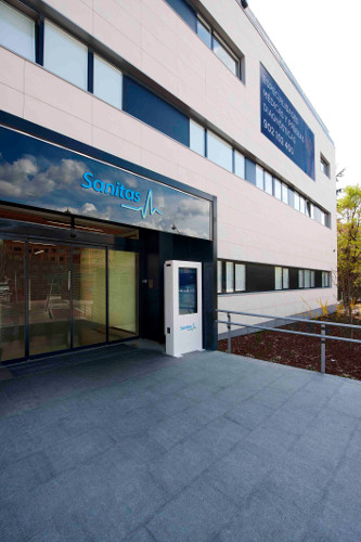 7.- Centro M+®dico y de Bienestar Milenium Alcobendas de Sanitas.