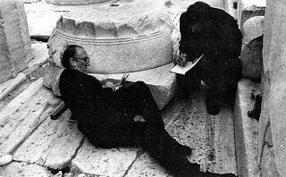 OIZA en el Partenón, 1984, Imagen revista el croquis n.32-33, p.19 Santidemolina-santiago-de-molina_stepienybarno