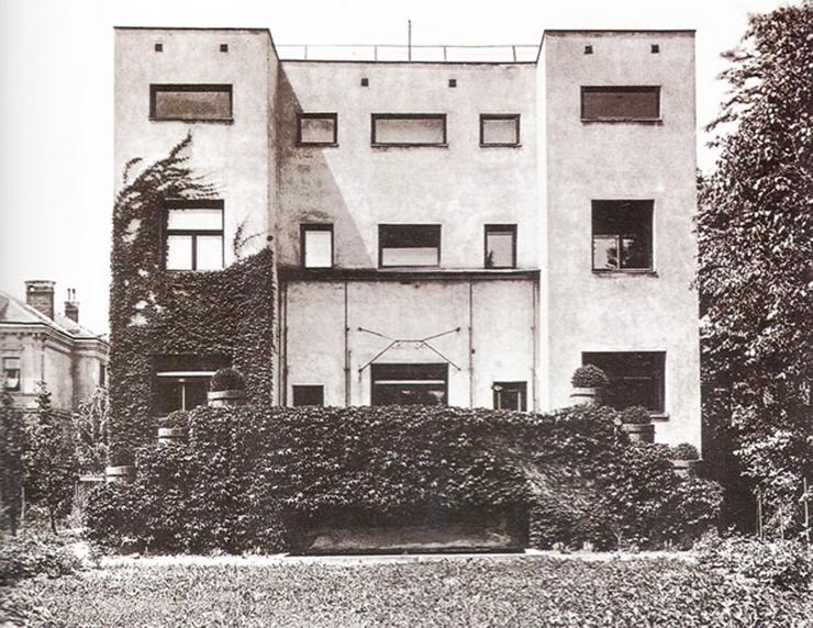 Villa steiner adolf loos y el comienzo de la for Blog de arquitectura