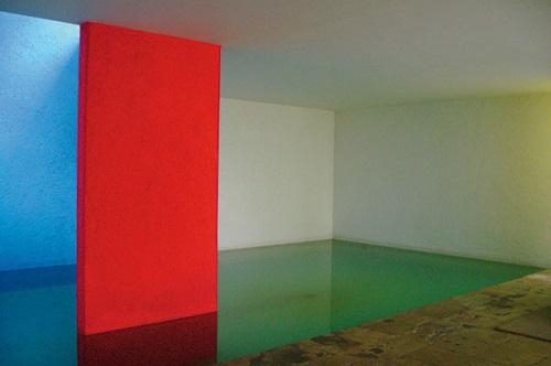 2.2 Casa Giraldi, México DF- Arq. Luis Barragán