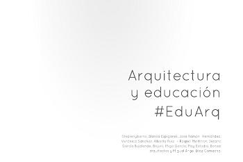 Stepienybarno-blog- ARQUITECTURA Y EDUCACIÓN #EDUARQ 0 350