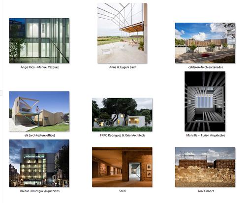 420 nominados a los premios mies van der rohe 2015 blog - Premio mies van der rohe ...
