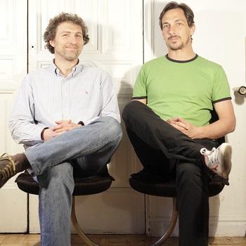 Iñaki Alonso y Álvaro Guerrero-SATT