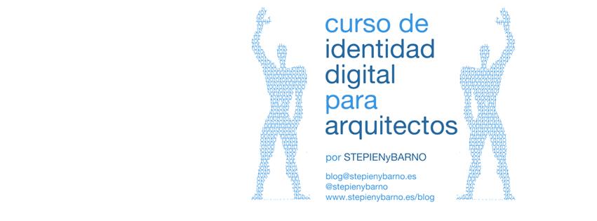 curso online de identidad digital para arquitectos