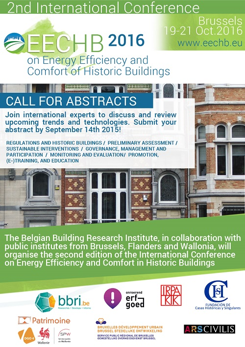 EECHB2016_call_for_abstracts-Eficiencia Energética y Edificios Históricos -stepienybarno