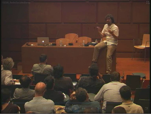 V deo de la conferencia de stepienybarno en el colegio de - Colegio de arquitectos cadiz ...