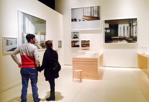 3. FOTOS - Aalto-EXPOSICION-Caixa Forum-Madrid- STEPIENYBARNO