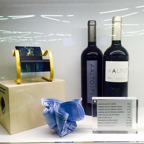 8. VINO- Aalto-EXPOSICION-Caixa Forum-Madrid- STEPIENYBARNO