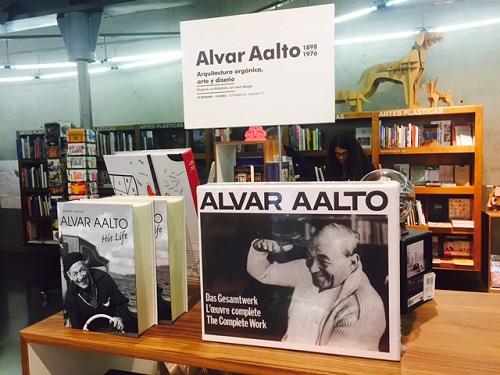 9. LIBROS Aalto-EXPOSICION-Caixa Forum-Madrid- STEPIENYBARNO