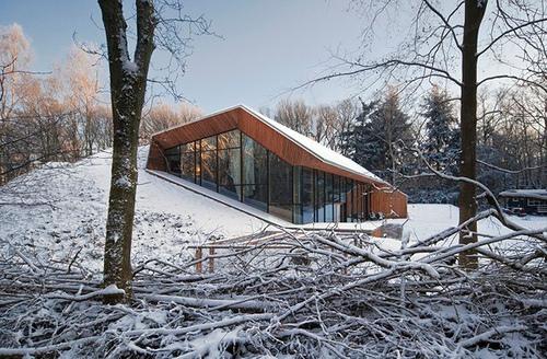 Refugio de monta a proyectodeld a blog de stepien y for Blog de arquitectura