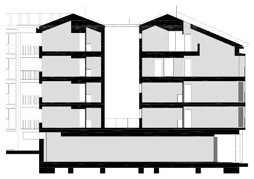 2. Beltrán + Heras arquitectos Sección  500