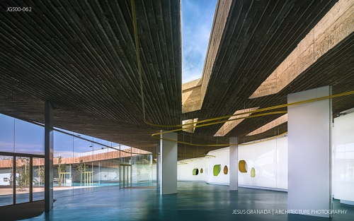 Palacio de congresos y exposiciones de villanueva de la serena (