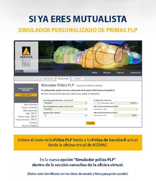 nuevo seguro plp p liza largo plazo blog de stepien y ForAsemas Oficina Virtual