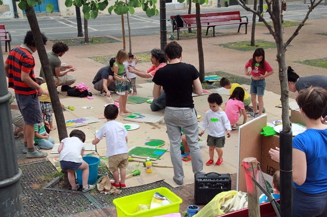 1. sinergia sostenible - talleres - stepienybarno - niños - sostenibildiad -arquitectura