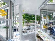 Quioscos urbanos de información turística de Madrid - José Manuel Sanz Arquitectos - fotografías José Javier Cullen