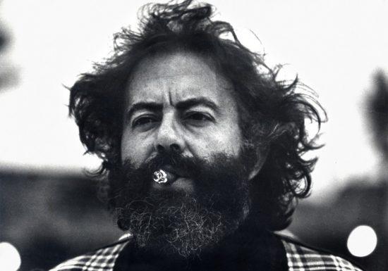 Fernando Higueras en los años 80. Imagen recuperada de http://www.revistadiagonal.com/articles/analisi-critica/higueras-y-el-poder-del-centro/