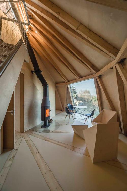 Casa en el huerto proyectodeld a blog de stepien y for Blog de arquitectura