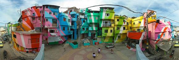 2.5 Dre Urhahn y Jeroen Koolhaas _ Favela Painting