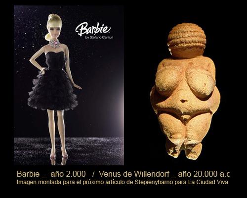 2.8 Barbie _ Venus de Willendorf _ la ciudad viva _ laciudadviva _ Stepienybarno