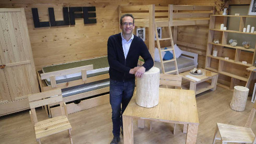 Konstantin melnikov y el pabellon de la urss en paris for Muebles lufe estanterias