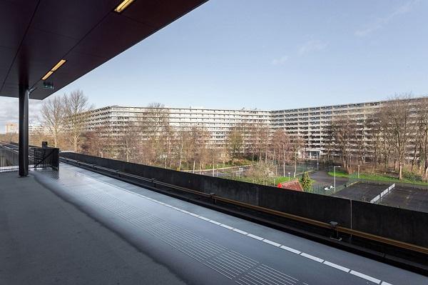 4 Premios Mies Van der Rohe 2017- NL architects - XVW architectuur- Marcel Van der Brug- Stijin Spoelstra- Defl