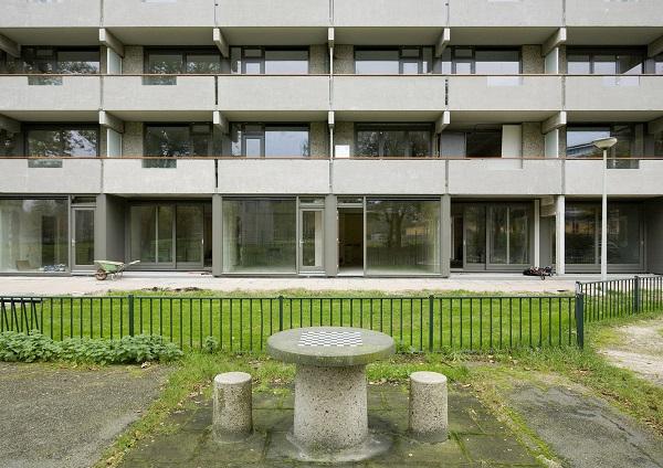 5 Premios Mies Van der Rohe 2017- NL architects - XVW architectuur- Marcel Van der Brug- Stijin Spoelstra- Defl