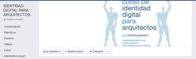 GRUPO DE IDENTIDAD DIGITAL PARA ARQUITECTOS
