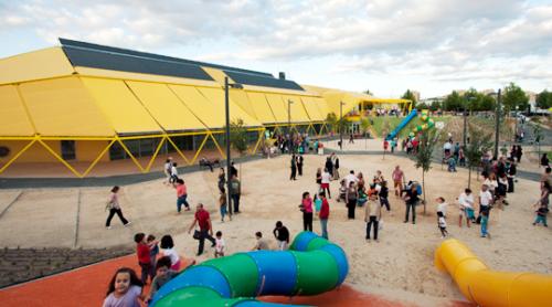 4.3 ecosistema urbano EDUCACION ARQUITECTURA STEPIENYBARNO LA CIUDA VIVA