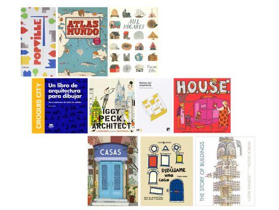 10 libros de arquitectura para ni os blog de stepien y for Libros de planos arquitectonicos
