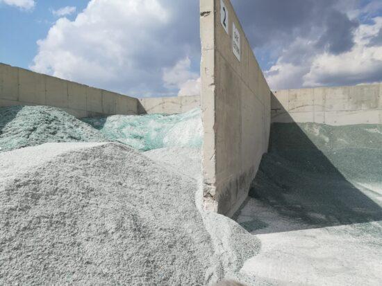 vidrio reciclado URSA aislamiento y medio ambiente